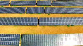 pouvoir Espagne du sud solaire de centrale de panneaux clips vidéos