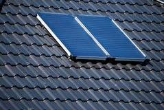 pouvoir solaire Images stock