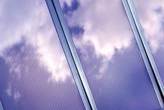 pouvoir solaire Photos stock