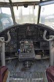 PoV пилотов воздушного судна Antonov An-2 Стоковые Изображения RF