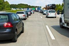 POV Highway royalty free stock photos