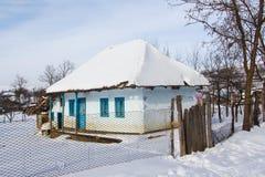 Povera casa Fotografia Stock