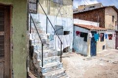 Povero della vicinanza e trascurato Immagine Stock Libera da Diritti