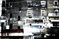 povertà Fotografie Stock Libere da Diritti