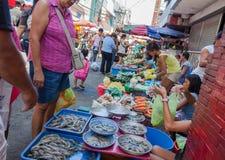 Povertà in Asia Fotografie Stock Libere da Diritti