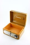 Open empty cash box Royalty Free Stock Photography