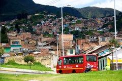 Poverty in Bogota Stock Photos