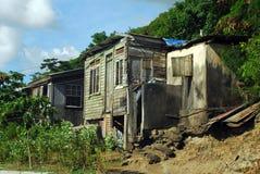 Poverty Caribbean Royalty Free Stock Photography