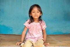 Poverty Child Stock Image