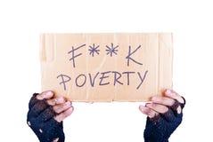Poverty Stock Image