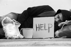 Poverty Stock Photos