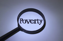 Poverty Royalty Free Stock Photography