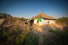 Poverty in Romania. Romania poverty an social exclusion in rural areas royalty free stock photos