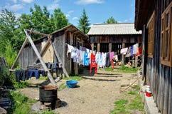 Poverty in Romania Stock Photos