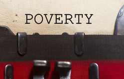 Poverty Stock Photos