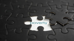 Poverty Royalty Free Stock Images