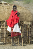 Povos africanos 13 Fotos de Stock Royalty Free
