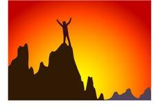 Povos bem sucedidos Imagem de Stock Royalty Free