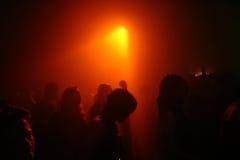 Povos da dança Fotografia de Stock