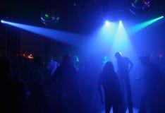 Povos da dança Fotografia de Stock Royalty Free