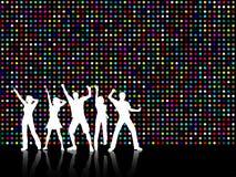 Povos da dança Imagem de Stock Royalty Free