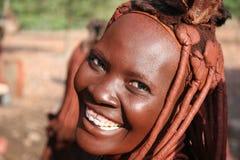 Povos de África imagens de stock