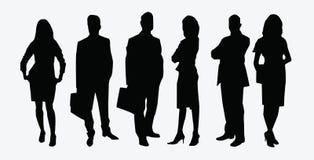 Povos de Biznes Imagens de Stock Royalty Free