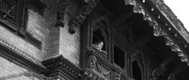 Povos de Nepal Fotografia de Stock Royalty Free