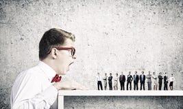 Povos de profissões diferentes Imagens de Stock Royalty Free