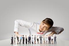 Povos de profissões diferentes Imagem de Stock Royalty Free