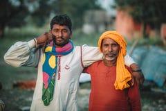 Povos de Punjab fotografia de stock