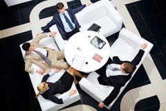 Povos de relaxamento Imagem de Stock Royalty Free