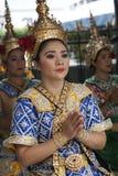 Povos de Tailândia Imagens de Stock Royalty Free