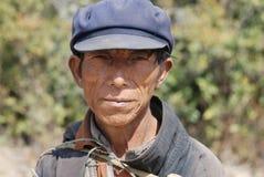 Povos de Yi no sudoeste China Fotografia de Stock