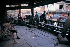 Povos do dong no sudoeste China imagens de stock