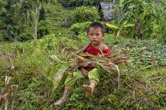 Povos do Pa do Sa em Vietname Imagens de Stock Royalty Free