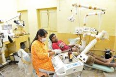 Povos do precário de Kolkata Foto de Stock