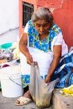 Povos em CIDADE DO MÉXICO, MÉXICO Fotos de Stock Royalty Free