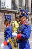 Povos em Equador Imagem de Stock Royalty Free