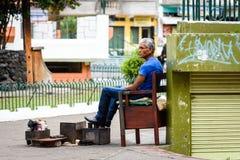 Povos em Equador Fotos de Stock