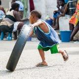 Povos em GANA Foto de Stock Royalty Free