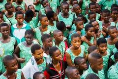 Povos em GANA Fotos de Stock