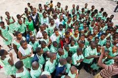 Povos em GANA Imagem de Stock Royalty Free