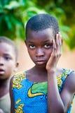Povos em GANA Fotos de Stock Royalty Free