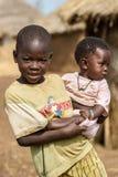 Povos em GANA Fotografia de Stock