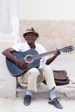 Povos em Havana Fotos de Stock
