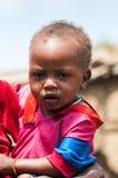 Povos em Kenya Foto de Stock