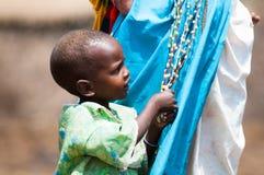 Povos em Kenya Fotos de Stock