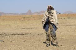 Povos etíopes 3 Fotografia de Stock Royalty Free