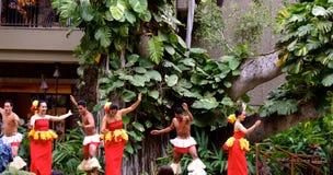 Povos felizes de Samoa Imagem de Stock Royalty Free